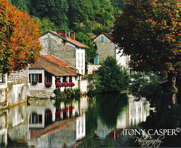 Brantome Reflections