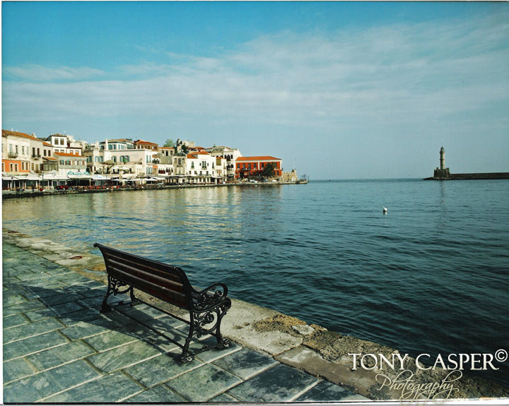 Chania-Sunrise