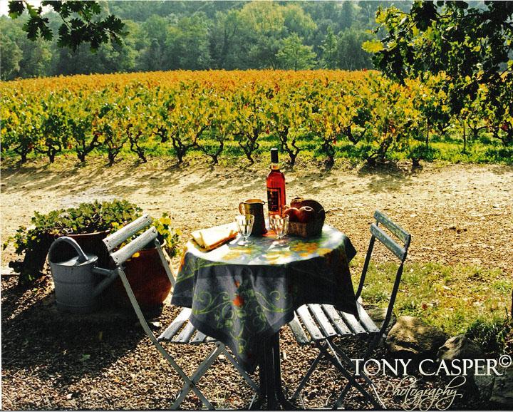 Provence Picnic Horizontal